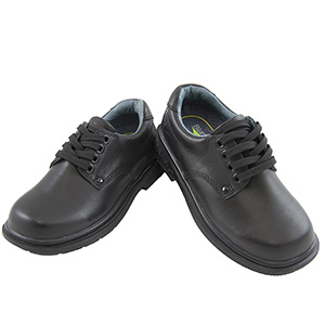 Blundstone (7030 & 7031) Harford black lace-up school shoes sizes c12.5-1.5 and 11 only