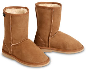 Rip Kids&#039; Ugg Boots Chestnut