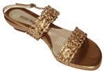 Neglect Sandal - Bronze