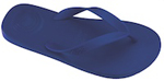 Dupe Revolution II Royal blue thongs