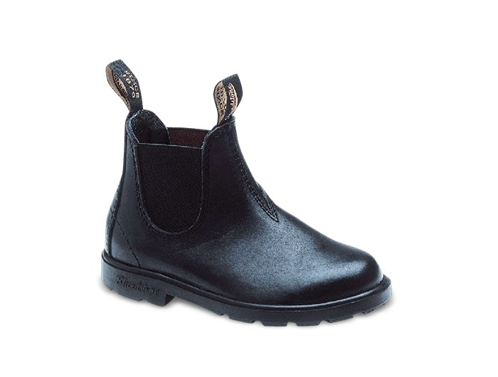 Kids Blundstone 531 black leather boots