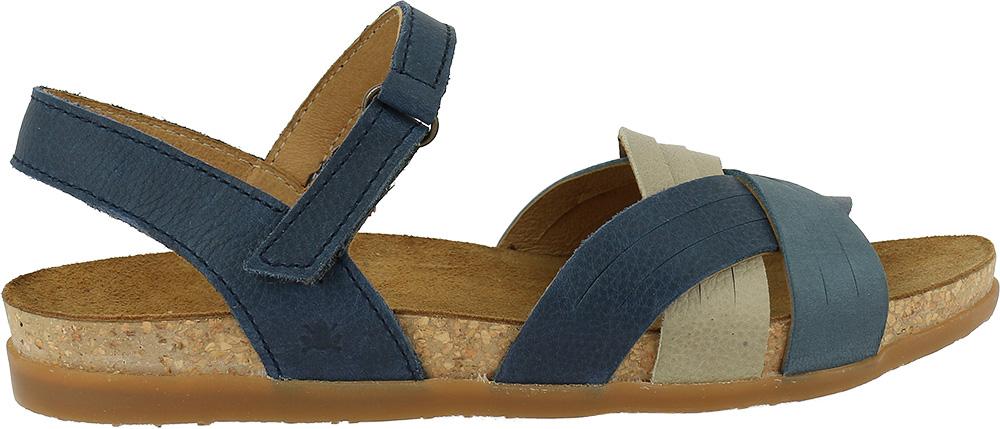 El Naturalista 5242 leather summer sandal