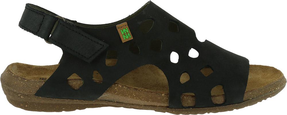 El Naturalista N5061 leather Black sandals size EU 38